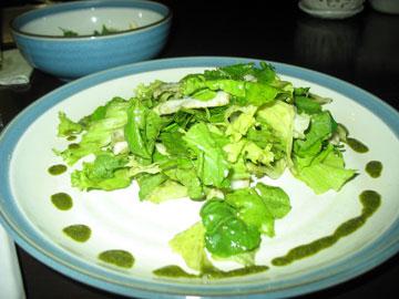 dahana-salad