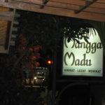 Mangga Maduでインドネシアご飯♪