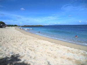 スランガンビーチ1