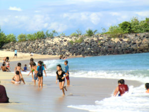 スランガンビーチ4