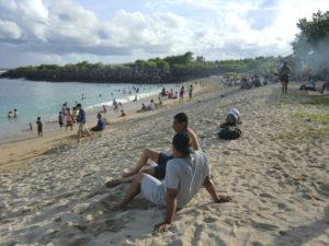 スランガンビーチ6