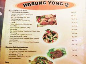 Warung YONG6