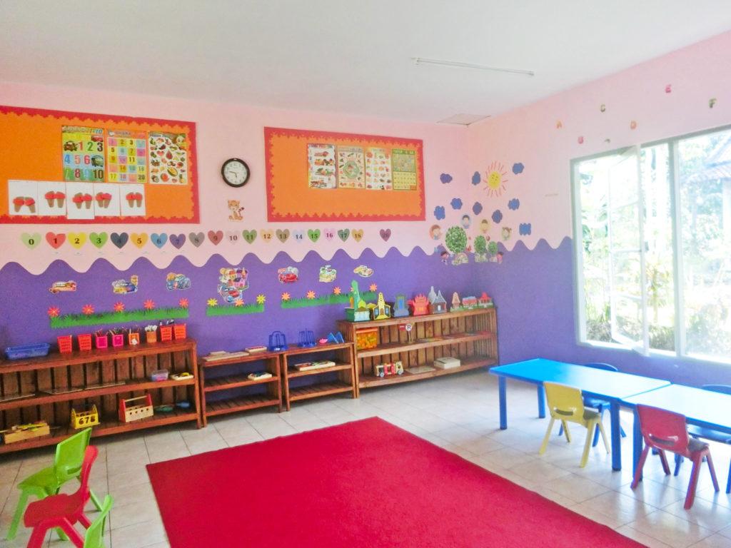 マス村の学校「トゥンジュンサリ」